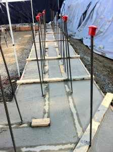 Keep the inspector happy with rebar protection